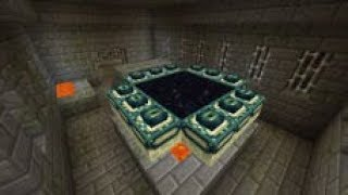 How to Make end portal in Minecraft Android Game play