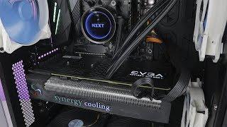 Synergy Cooling /  Innowacyjny system chłodzenia kart graficznych - (English subtitles)