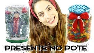 Presente no Pote – ESPECIAL NATAL – Paula Stephânia