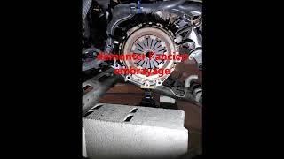 Changement boite de vitesse et embrayage megane 1 phase2