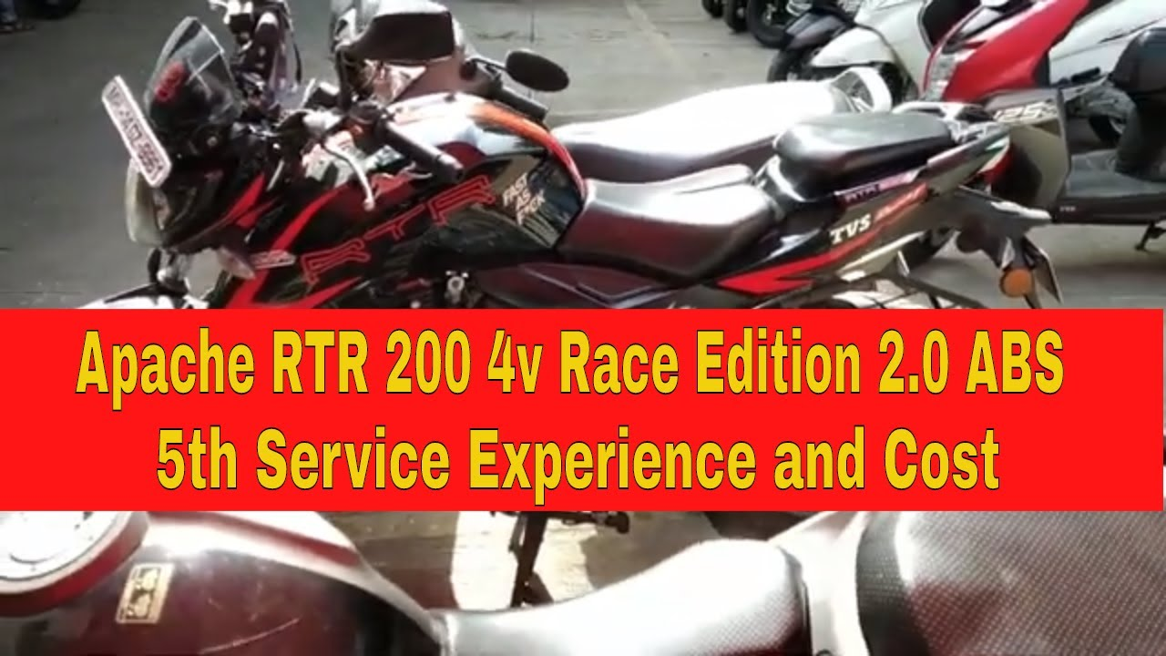 Apache RTR 200 Race Edition 2 0 | Test Ride | 0-100