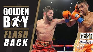 Golden Boy Flashback: Jorge Linares vs Mercito Gesta (FULL FIGHT)