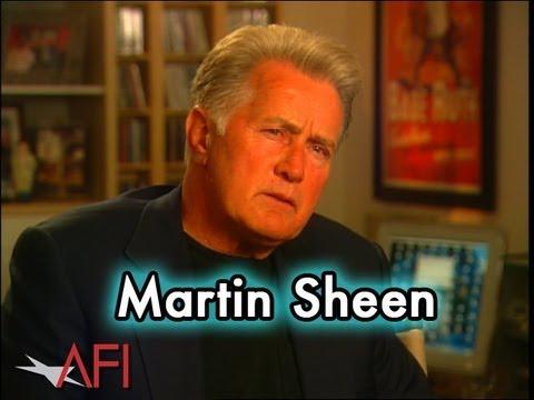 Martin Sheen on PLATOON