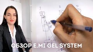 Обзор E.Mi Gel System 💅 Как выбрать гель для наращивания ногтей?