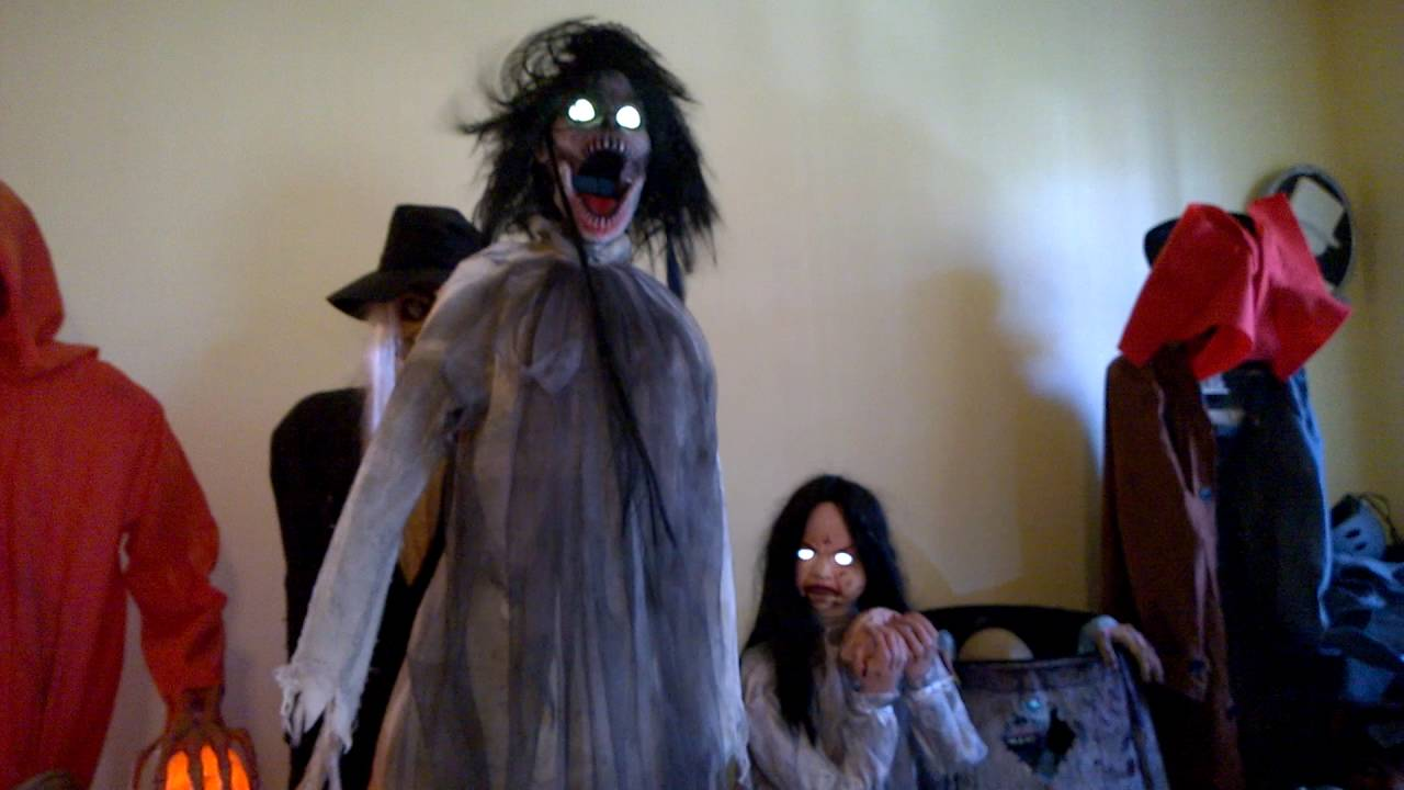 some of my halloween props youtube - Halloween Props 2016