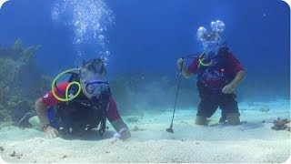 Underwater Scuba Golf | Par With The Fish