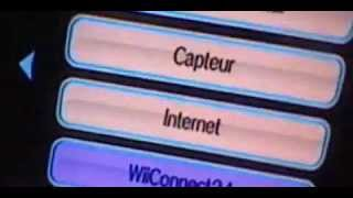 Comment connecter sa wii a internet