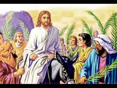 Yerusalemile vanmalamel Christian Devotional song  (Hosanna) - Mj Creation