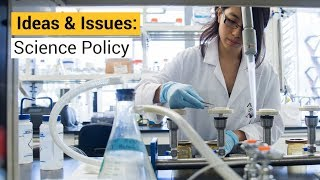 Michael M. Crow on Science Policy