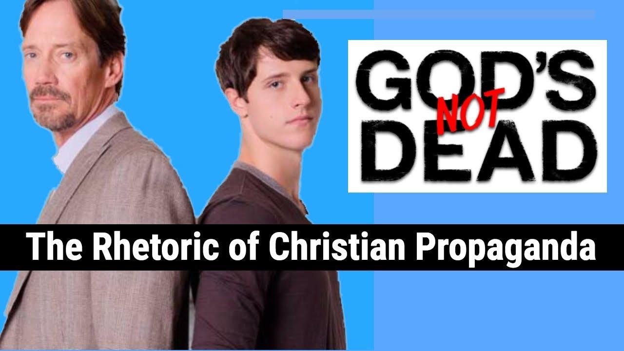 Download God's Not Dead: The Rhetoric of Christian Propaganda | Big Joel
