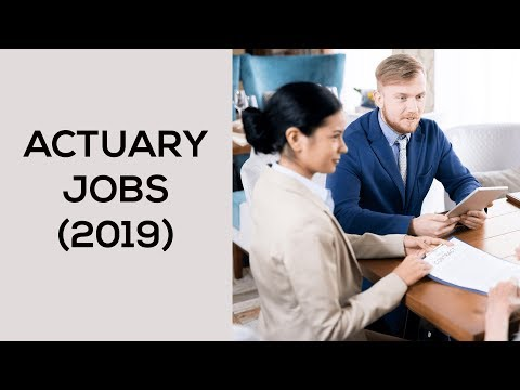 Actuary Jobs (2019) - Top 5 Places