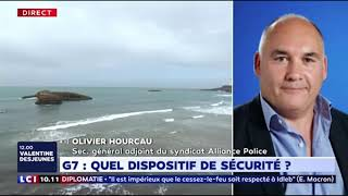 G7 : QUEL DISPOSITIF DE SÉCURITÉ ?