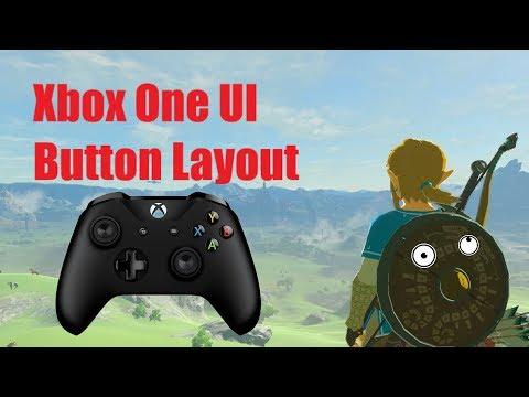 CEMU 1 11 3 | Xbox One UI Controller Button Layout Tutorial