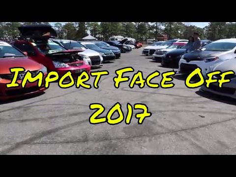 Import Face off 2017 Rockingham NC