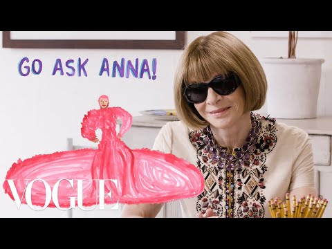 Anna Wintour on Cardi B and Her Favorite Runway Show Ever | Go Ask Anna | Vogue. http://bit.ly/2GPkyb3