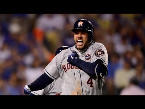 Houston Astros vs. LA Dodgers 2017 World Series Game 2 Highlights | MLB