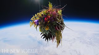 The Japanese Artist Who Sends His Work to Space | The New Yorker Documentary