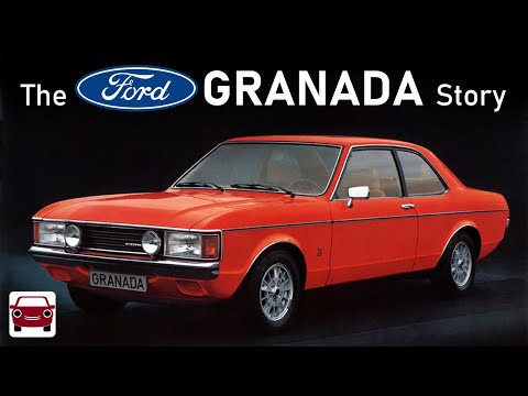 The Ford Granada Story