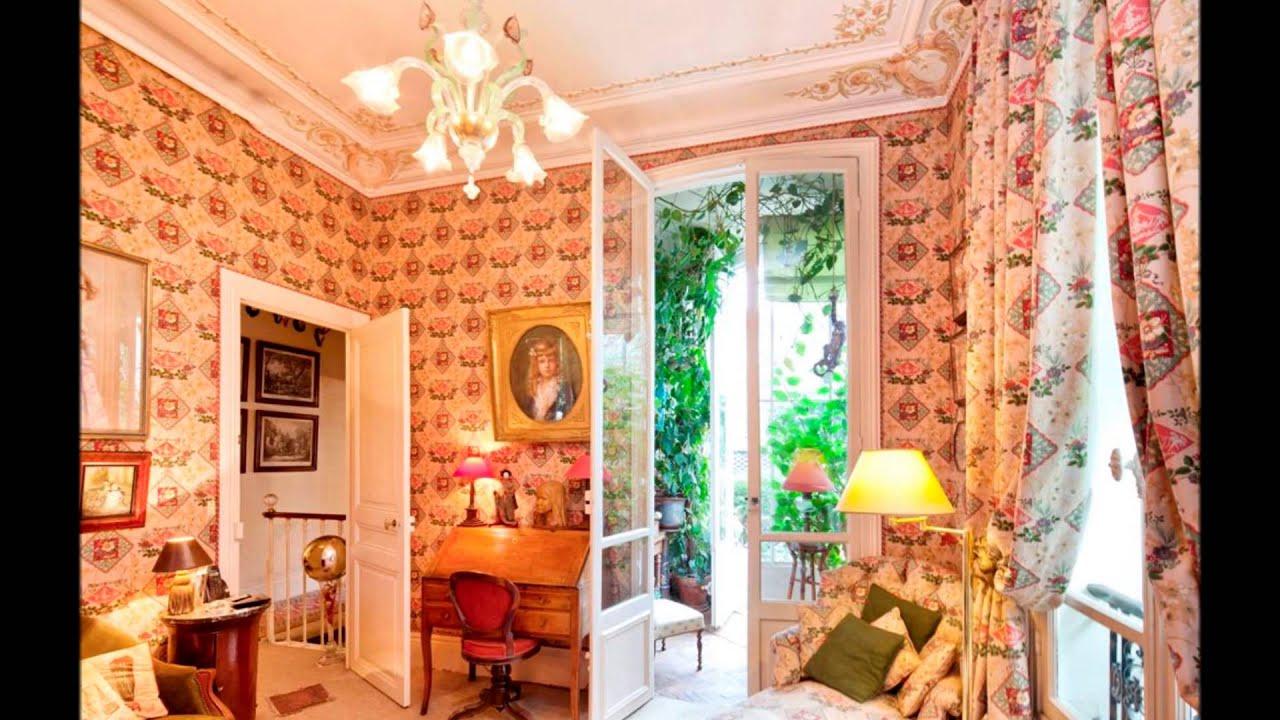 vente h tel particulier de charme passy paris 16 me 75016 youtube. Black Bedroom Furniture Sets. Home Design Ideas