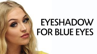 Get Ready With Me: Eyeshadow for Blue Eyes | Sephora