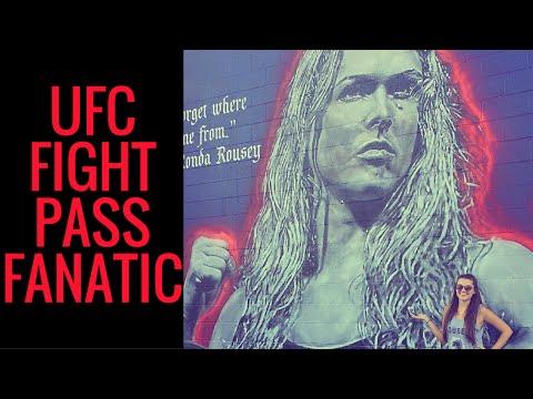 Zuffa, LLC - Fight Pass Fanatic Promotion: [Brigitte, K]