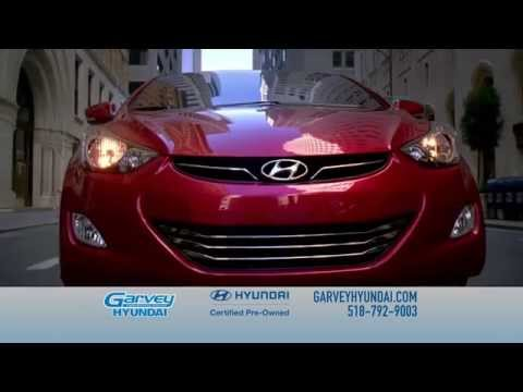 Garvey Hyundai Queensbury GARVEY HYUNDAI CPO OCT 2015 - YouTube