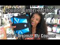 Coupon Organization. How I Organize My Coupon Binder To Maximize My Coupon Deals!