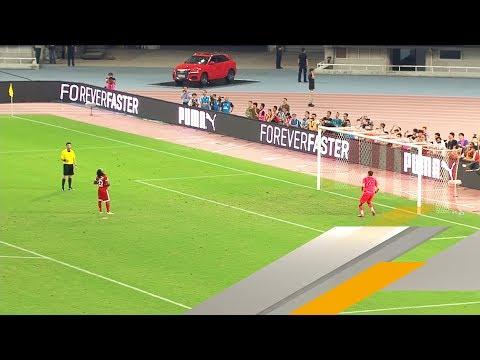 Bayern verliert nach Elfmeterschießen gegen Arsenal | SPORT1