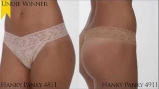 eeb630cded925 2010 Undie Awards Favorite Push-Up Bra -- Wonderbra 7234 - YouTube