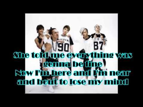 Big Bang La La La lyrics