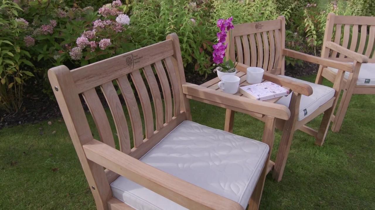 rhs wisley rhs by kettler garden furniture kettler