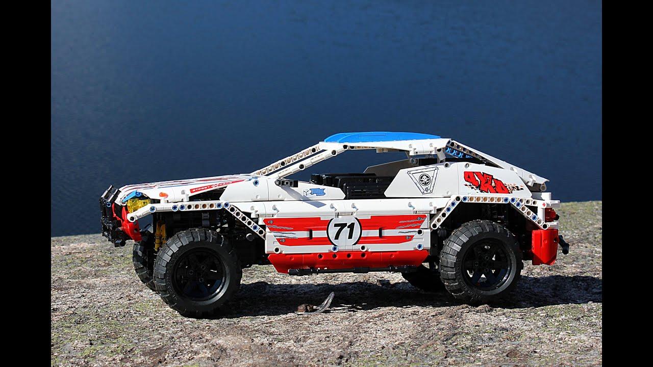 Lego Technic Suv Racer Youtube