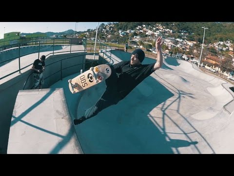 5 For 5: Pedro Barros Throws Down in the Bowl