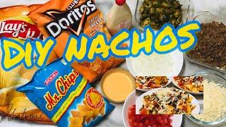 DIY NACHOS  Easy Recipe  #Mr. Chips  #Doritos  #Lay&#39s Potato chips