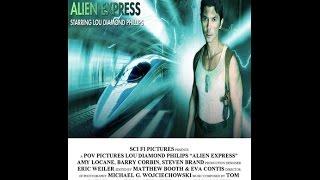 Alien Express - Film Complet en Francais