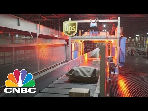 How UPS Is Using Big Data To Transform Package Deliveries | NetNet | CNBC