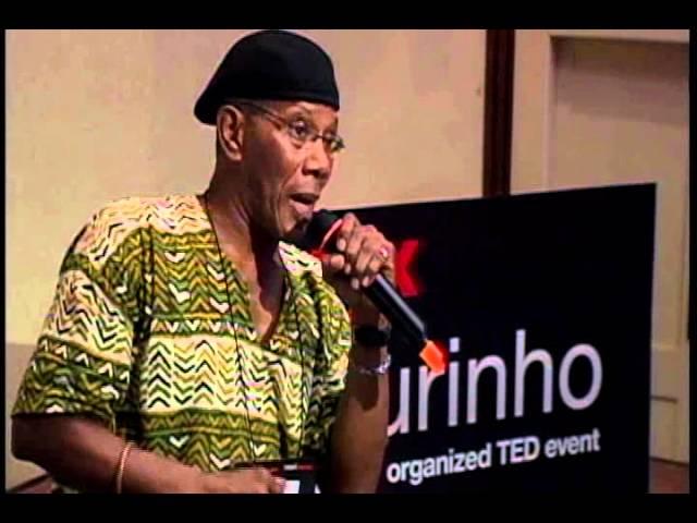 TEDx : avec Mestre Moraes