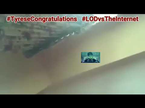 Tyrese Gibson NEW SONG Congratulations!! #tyresechallenge