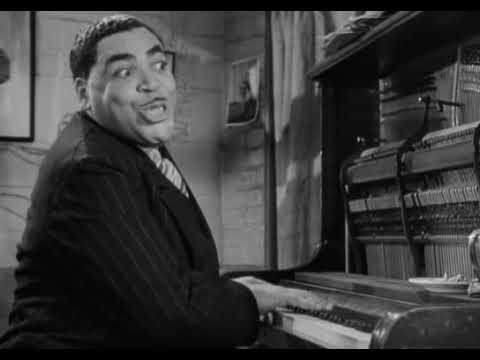 Fats Waller  Aint Misbehavin  Stormy Weather 1943
