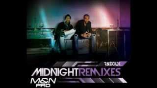 ZJ Razak Presents - R&B Zouk Midnight Mix 2013 [M&N Pro Records]