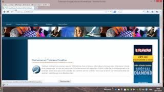 Connexion non certifiée et mauvais affichage de la page ssl