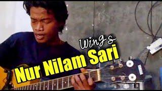 AWIE WINGS NUR NILAM SARI COVER BY WAWAN OI BLORA INDONESIA KEREN HABIS
