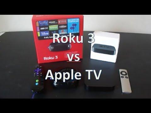 Tech Tip #43 Roku vs AppleTV
