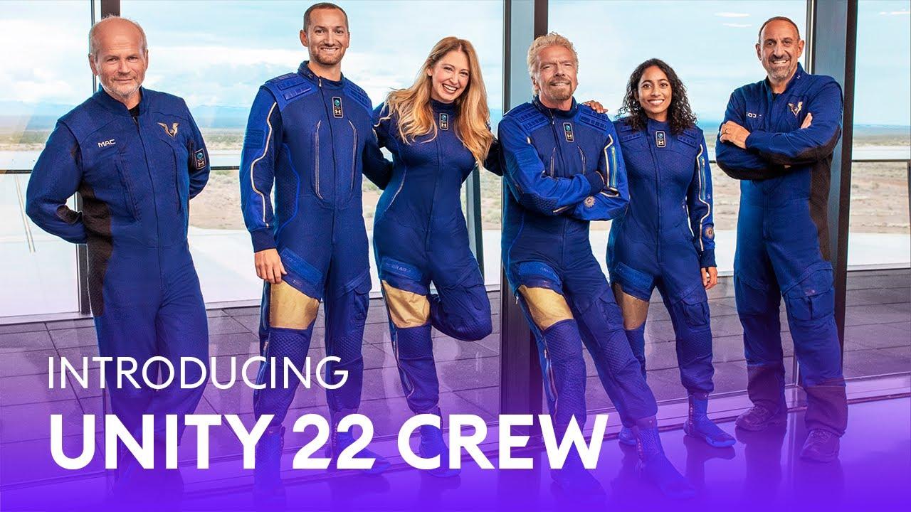 Глава Virgin Galactic Ричард Брэнсон полетит в космос 11 июля. Где смотреть трансляцию?