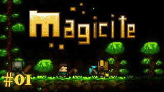 Magicite (Guide/Walkthrough/Tutorial) - 01: The Basics (Dwelf Archer)