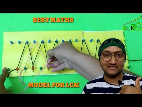 Maths Project Lcm