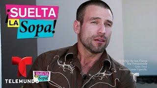 Suelta La Sopa   Rafael Amaya reconoce su dura separación con Angélica Celaya   Entretenimiento