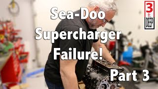 Sea-Doo Supercharger Failure Aftermath Part 3 of 4: Crankcase Reassembly