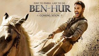 Avontuurlijke actiefilm Ben-Hur donderdag te zien bij RTL 7