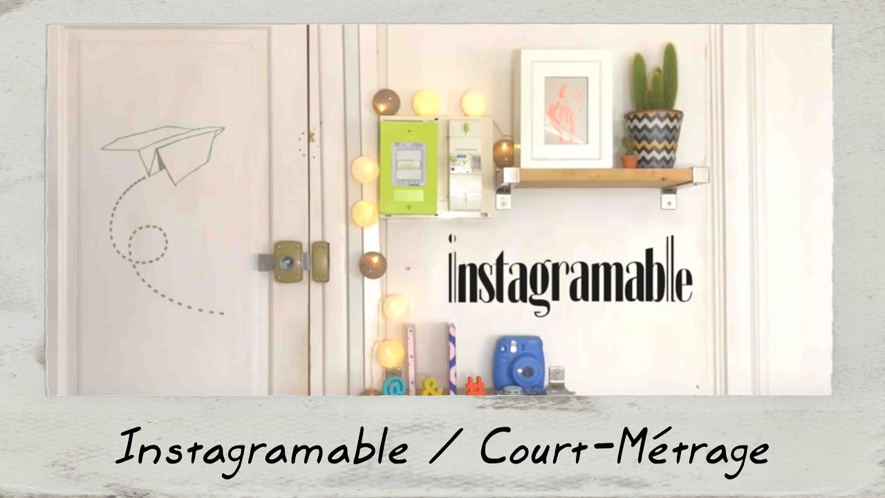 INSTAGRAMABLE / court-métrage - Le Journal de Brice